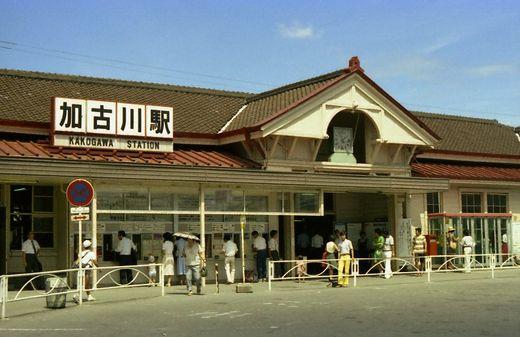 1976福知山線・別府鉄道656-1