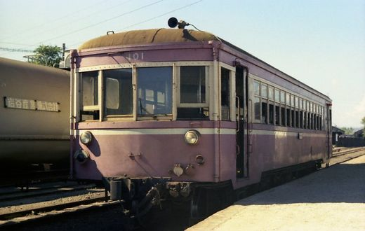 1976福知山線・別府鉄道661-1