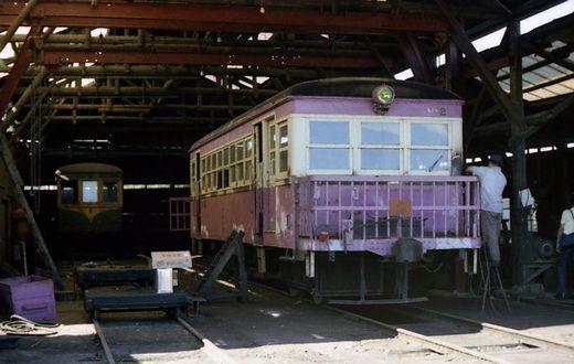 1976福知山線・別府鉄道664-1