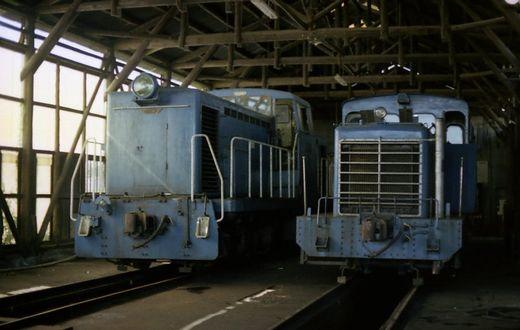 1976福知山線・別府鉄道665-1