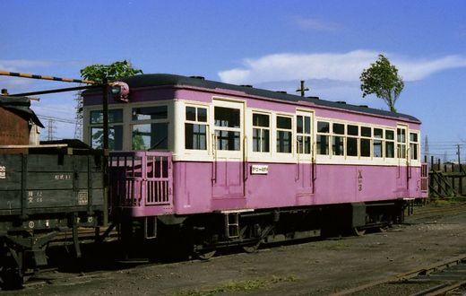 1976福知山線・別府鉄道668-1