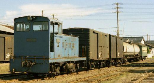 1976福知山線・別府鉄道672-1