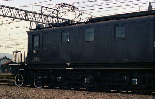 1975年8月24日さよならEF52384-1