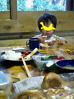 王子の朝食