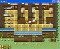 ゲーム「聖龍記」主人公の家