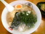 赤坂家 特醤油ラーメン 08.7.29