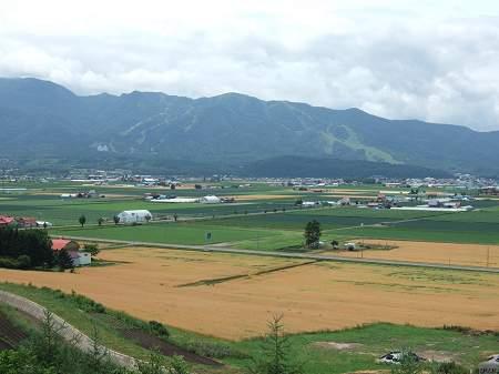 富良野盆地