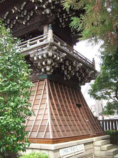 「大鐘楼」源ちゃんの部屋の入口