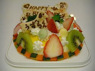 うずらケーキ