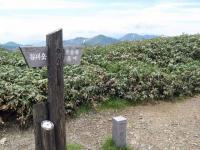一ノ倉岳山頂