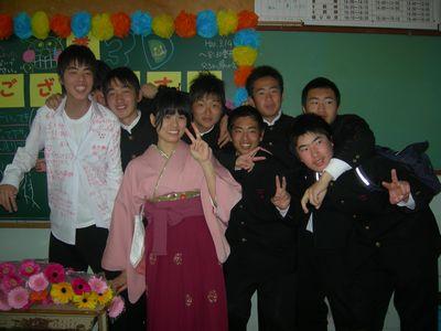 卒業式 003