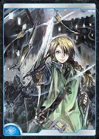 銀の剣士『アスカレイト』