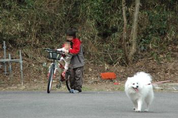 自転車にのりた~い