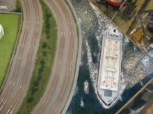 貨物船コーナー