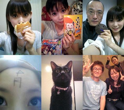 中川翔子ブログ画像集
