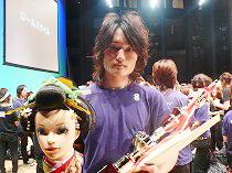 新日本髪優勝学生