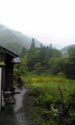 梼原町雨1