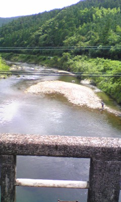 松葉川地域