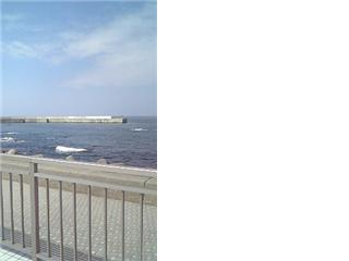 望む日本海