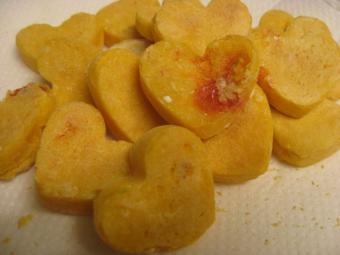 完熟トマト入りクッキー