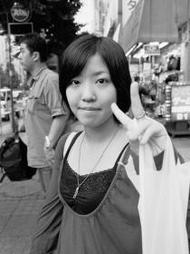 アキバ系少女