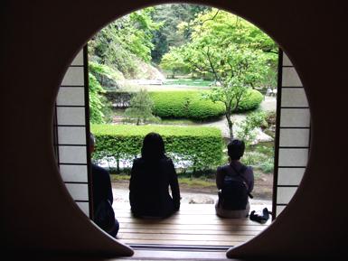 鎌倉 借景