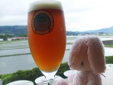 ビール工場ですもの