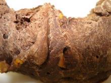 チョコオレンジ皮