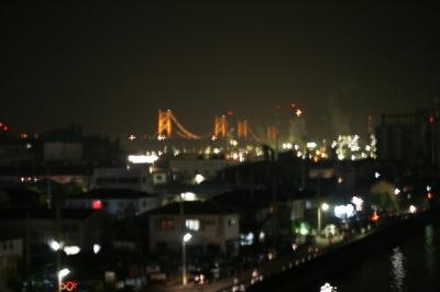 瀬戸大橋です