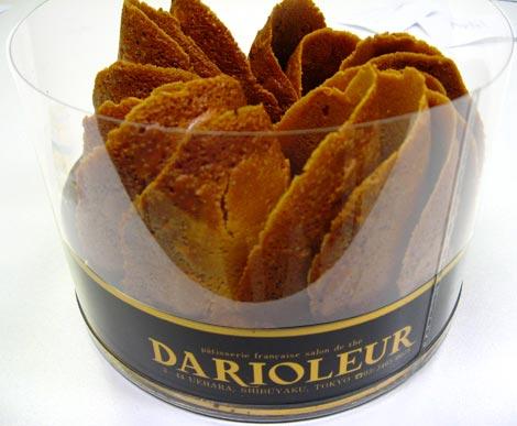 代々木上原 フランス菓子 ダリオルール