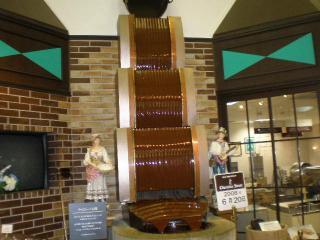 チョコレートの滝(1)