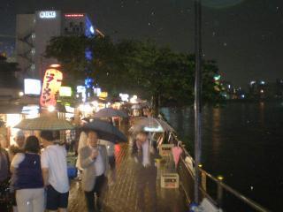 中州の屋台