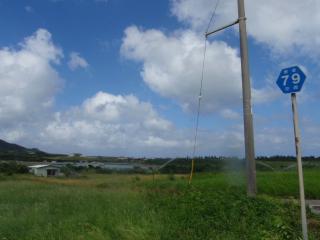 20080719_石垣島を北上中