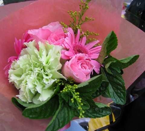 埼玉のお花屋さんで