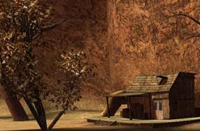 トポロ小屋