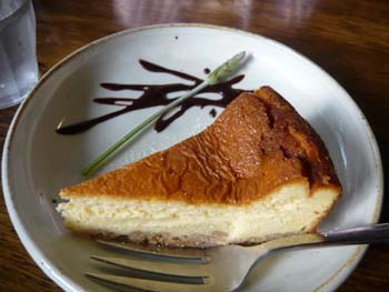 waranaya チーズケーキ