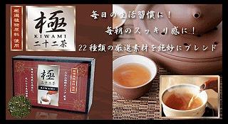 極二十二茶