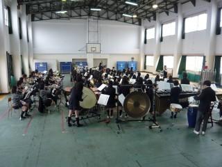 042607神川中学合同練習
