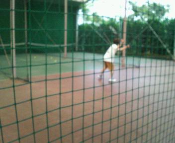 オートテニス2