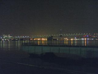 晴海から虹橋ライトオフ