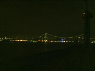 晴海から虹橋