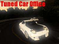 Tuned Car Office