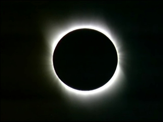 NASAで皆既日食