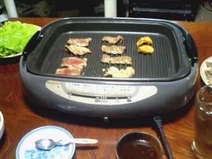 焼き肉200807