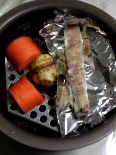 炊飯器調理