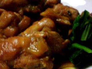 鶏のサッパリ煮2