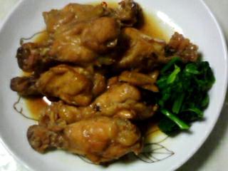 鶏のサッパリ煮