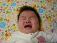 こんな顔泣き