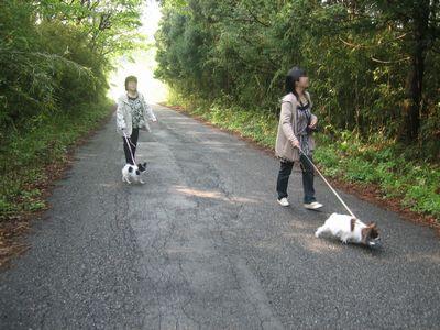 那須 2日目 朝の散歩2