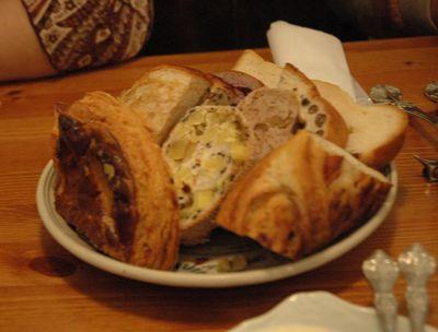 朝食 パンその2(1人前)